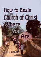 How to Begin the Church Where You Are